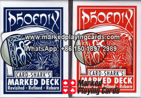 Phoenix Ultimate Marked Cards Poker